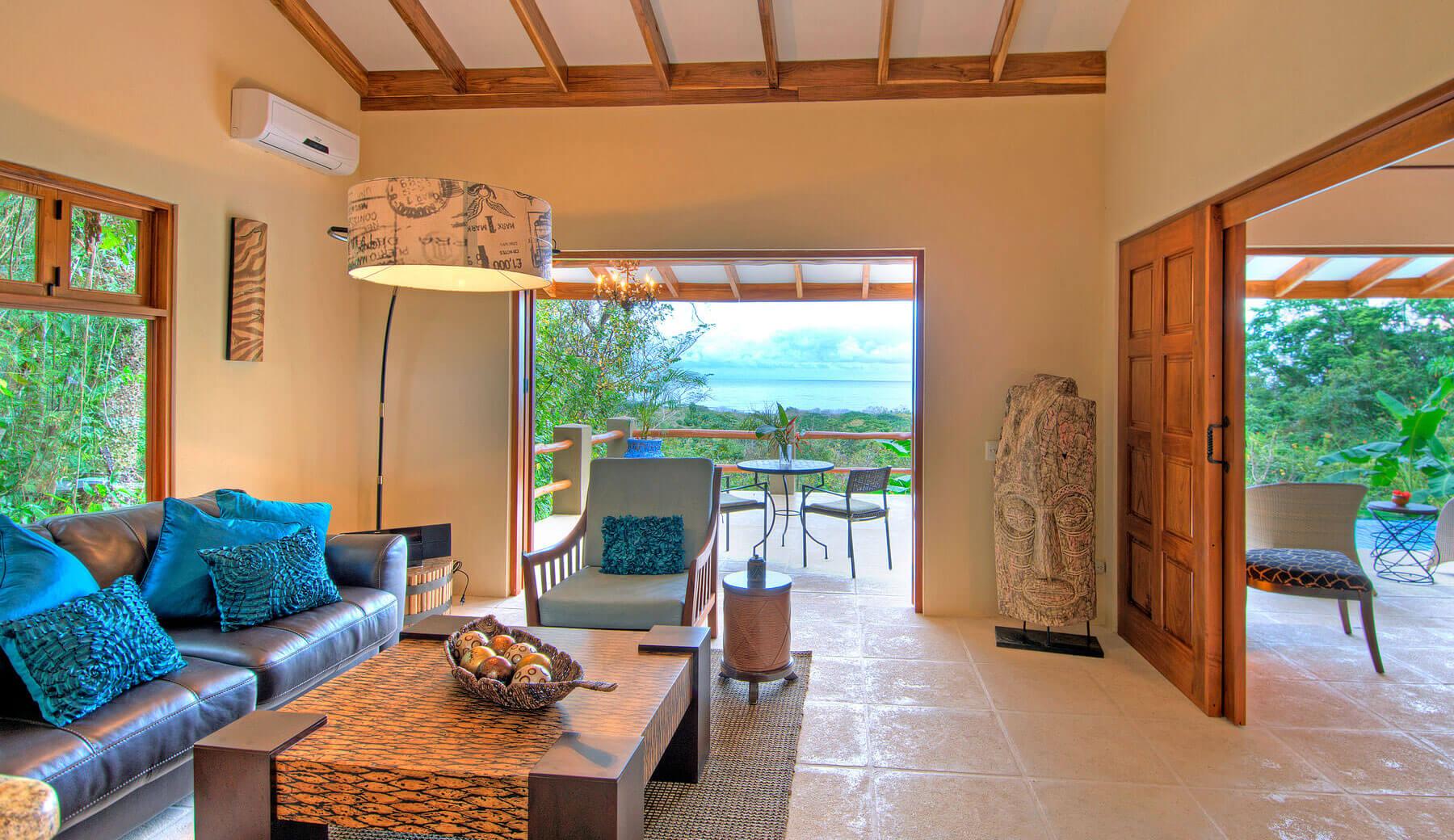 costa rica villas with private pools