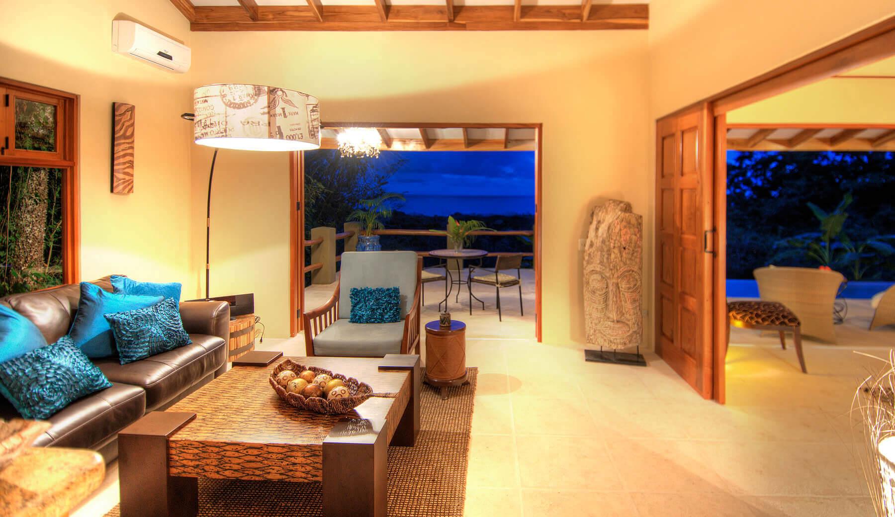 private pools villas costa rica
