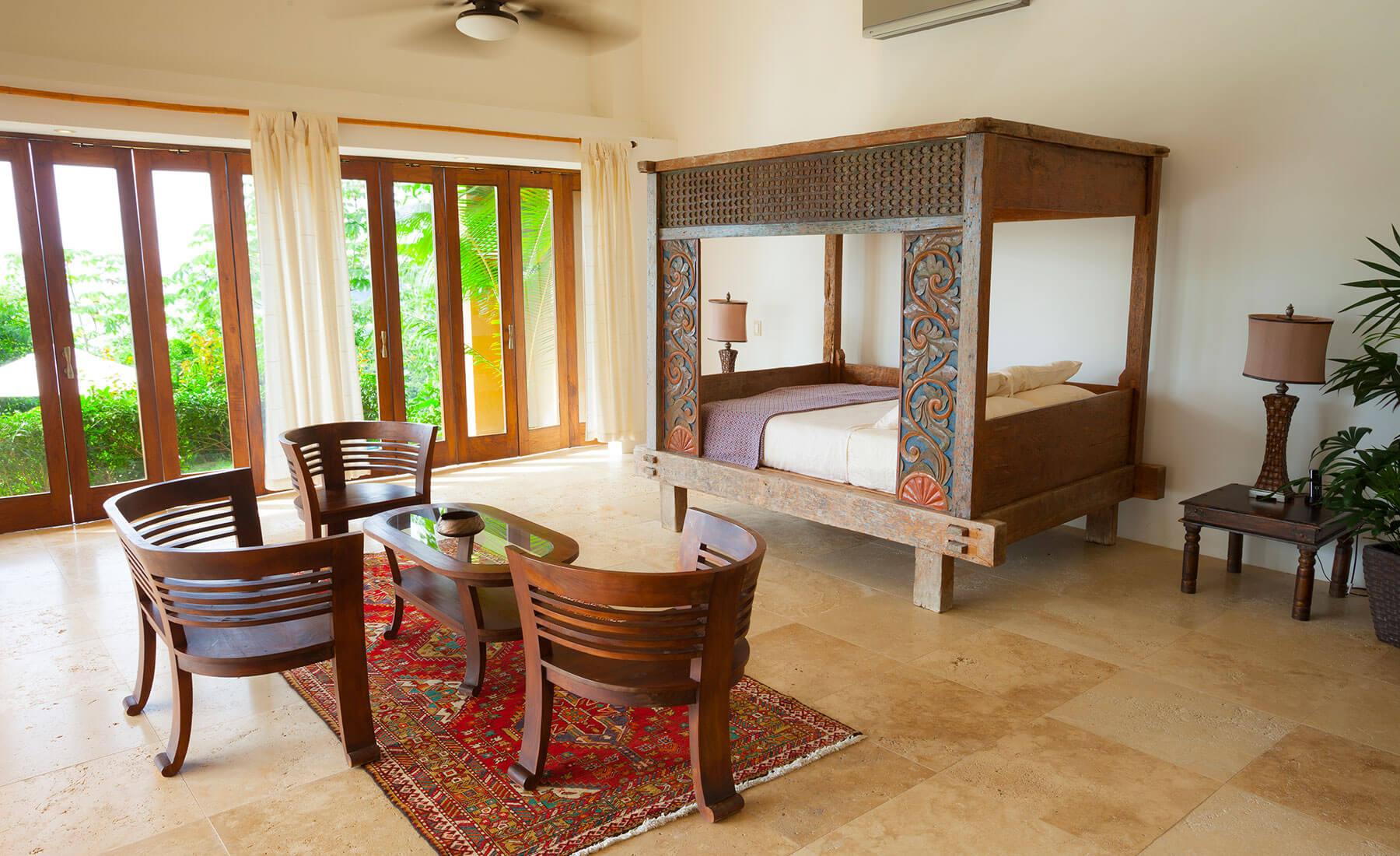 costa rica villa private pool amenities