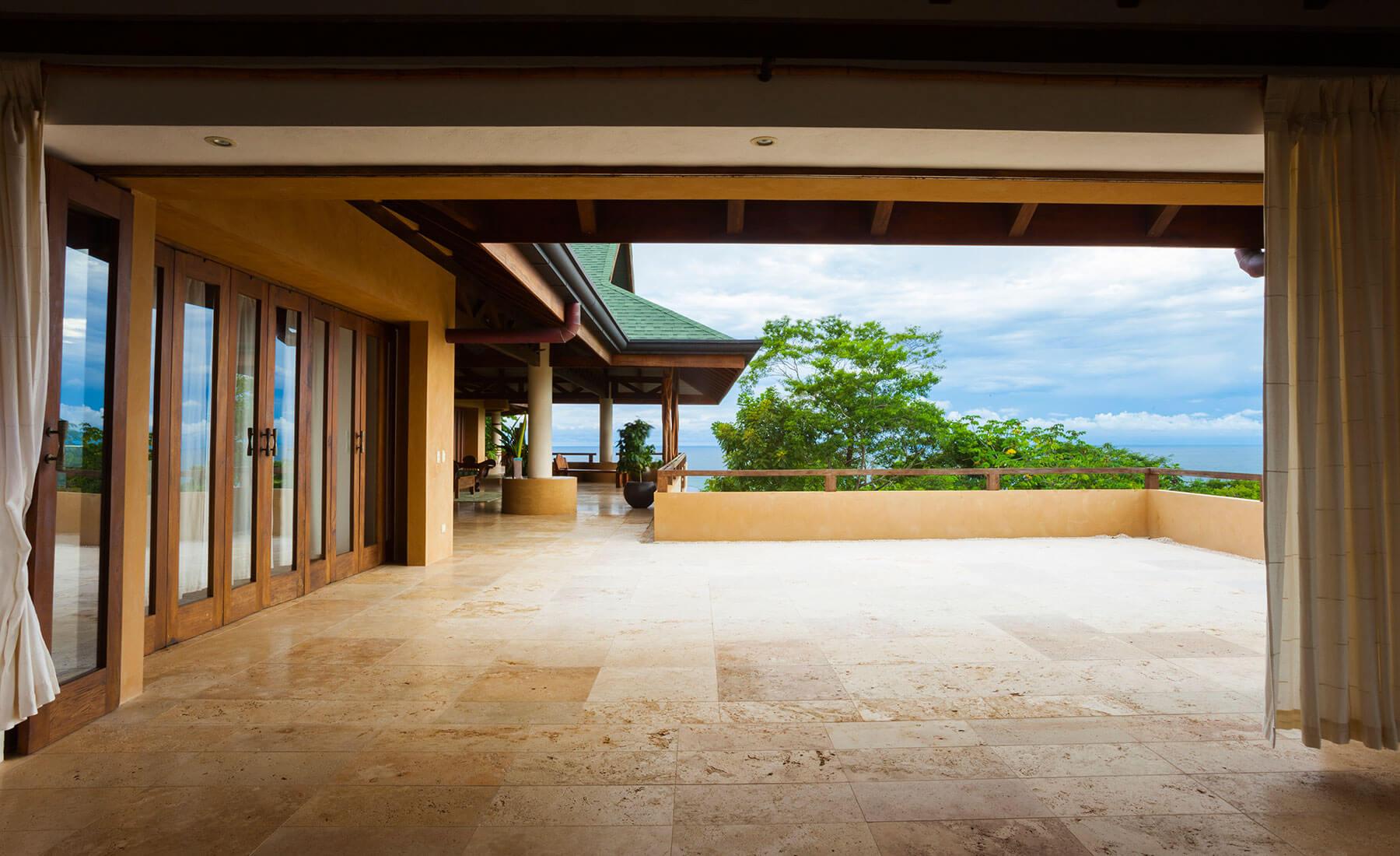 costa rica private villa nimbu