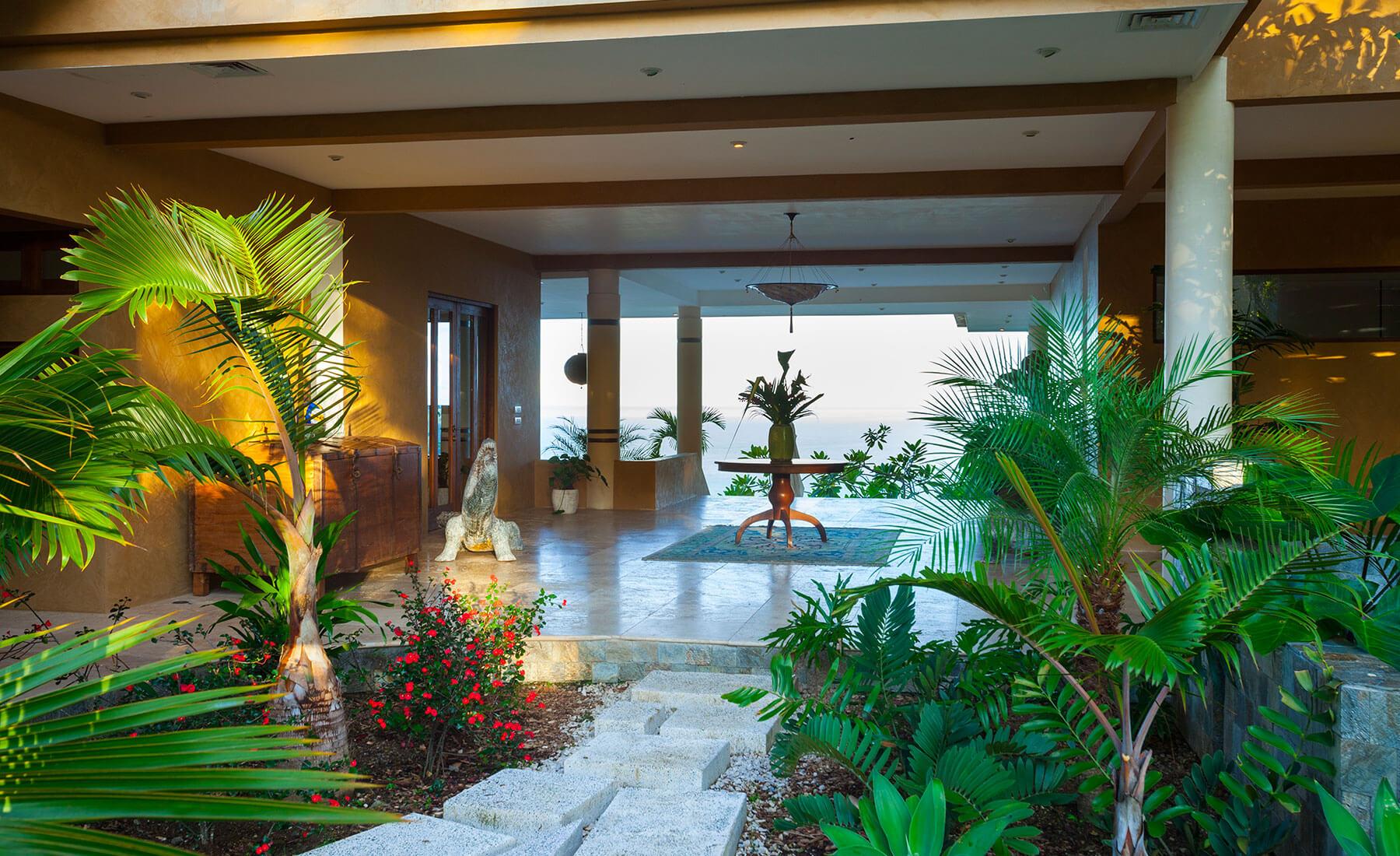 costa rica private villa adventure