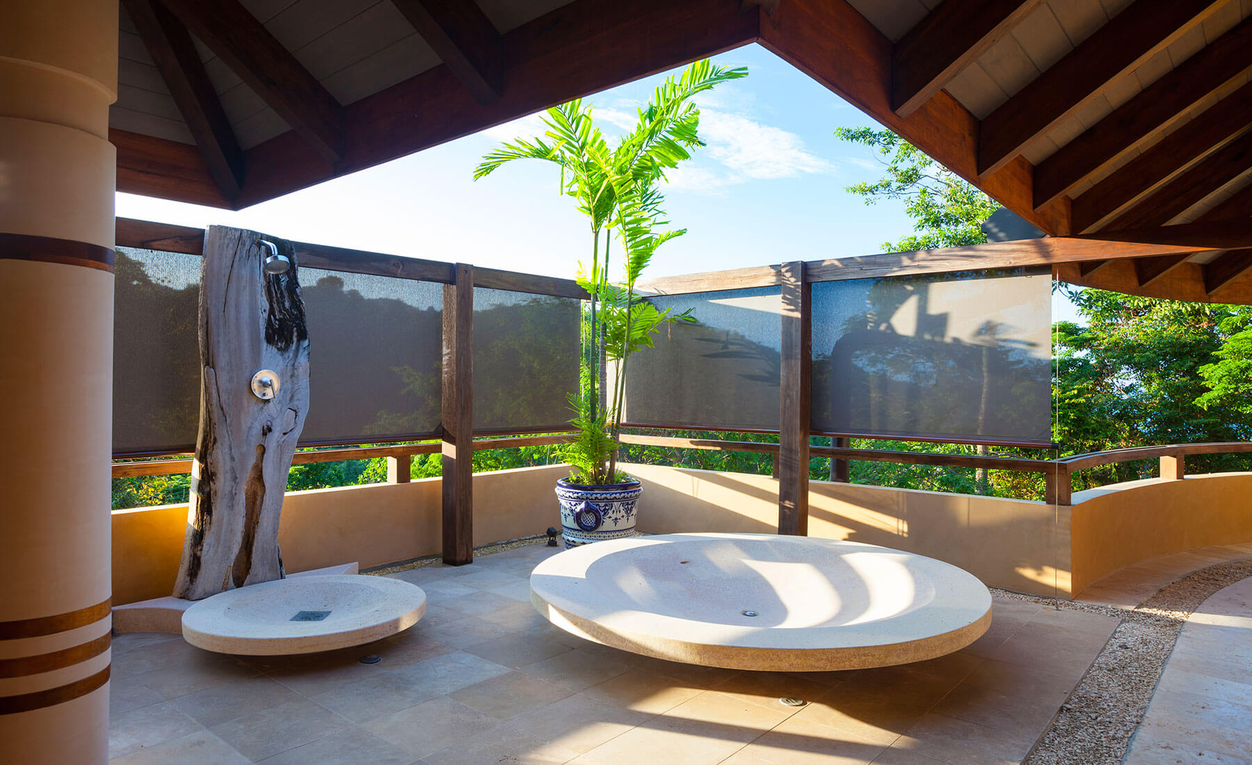 private villa package costa rica