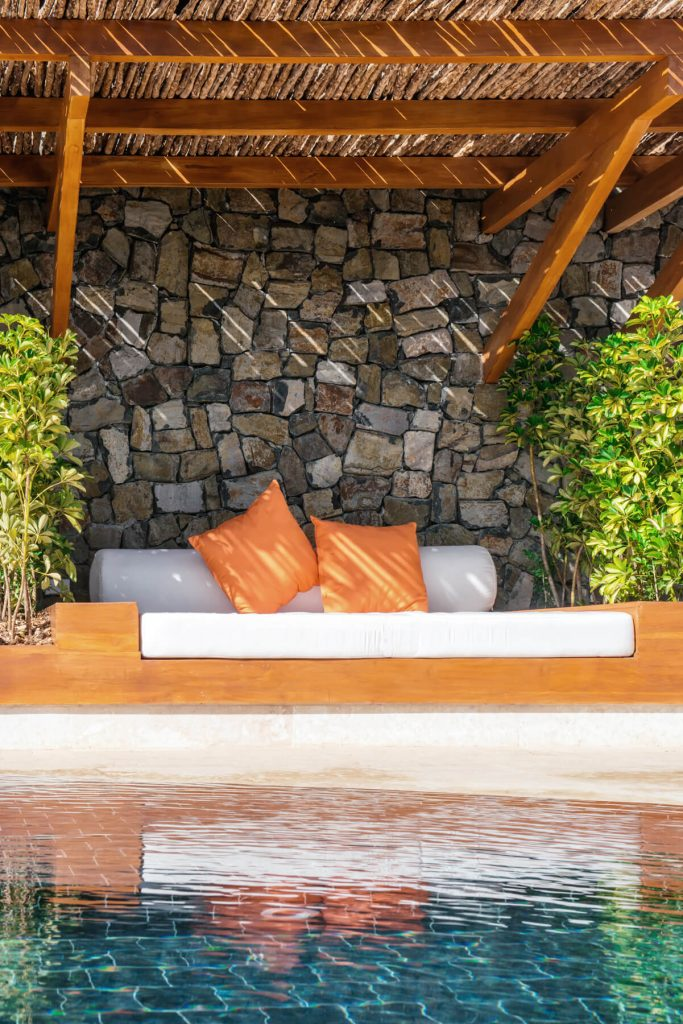 Gallery las catalinas casa chameleon hotels for Pool design costa rica