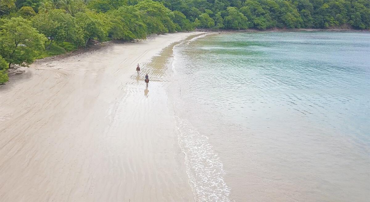Costa Rica Beach Horse Ride