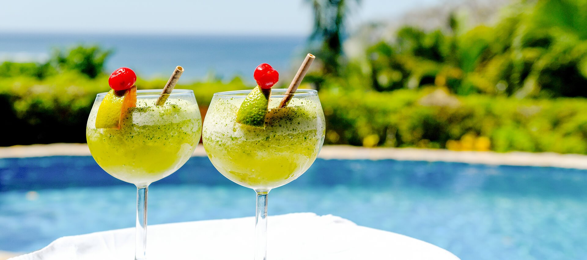 Casa Chameleon Mal Pais Refreshing Drinks