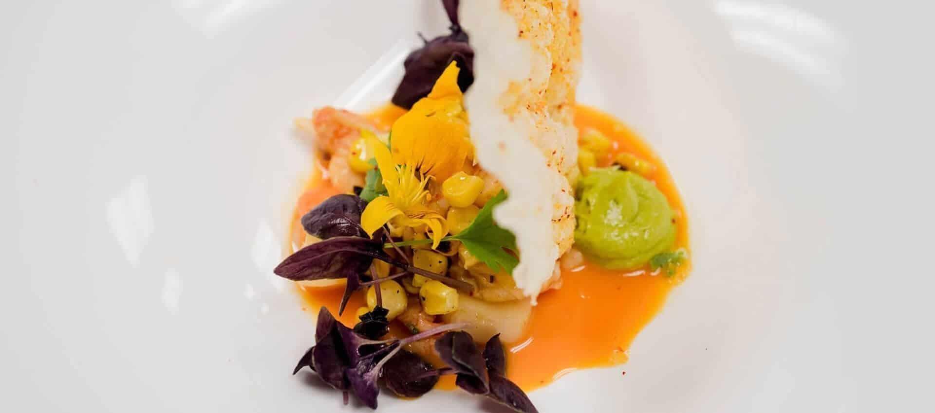 Casa Chameleon Colorful Dish