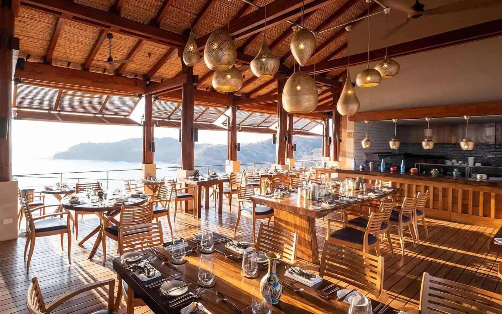 Restaurant Las Catalinas In Costa Rica